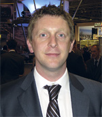 Adam Stroud, Sales and Marketing Director of the UK based access control manufacturer Paxton Access.