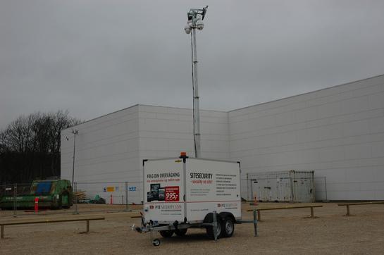 overvågning til mobil
