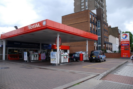 Hikvision solution secures total petrol stations in - Nearest garage to my current location ...