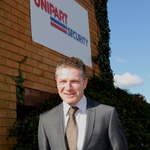 Nigel Diss, Sales Manager Unipart Security, Electronics Division