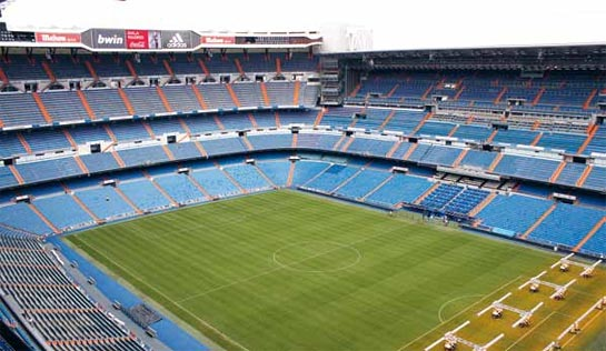 Santiago Bernabéu is one of the world's most famous stadiums and now has an extensive security system.