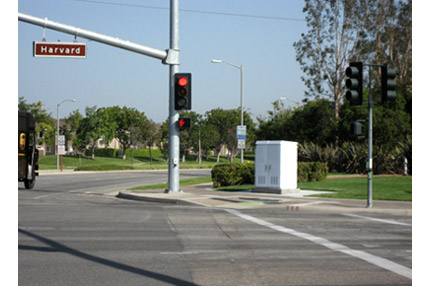 Irvine's plan is to accommodate up to 500 intersections.