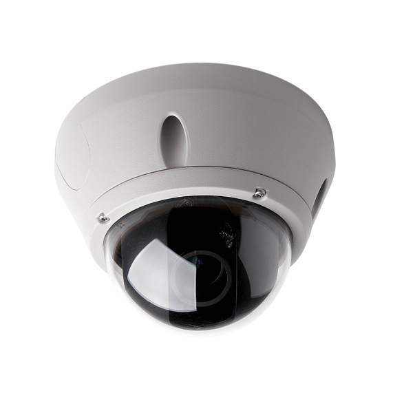 ALL-IN-ONE Functional Smoke Detector Camera  STARLIGHT LOW LIGHT HD-TVI 1080p