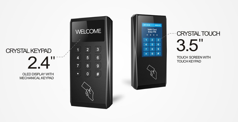 Civintec launches latest IoT web-server Crystal reader