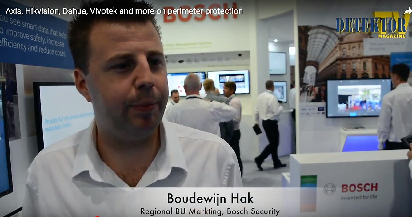 Boudewijn Hak from Bosch gives his views on the subject