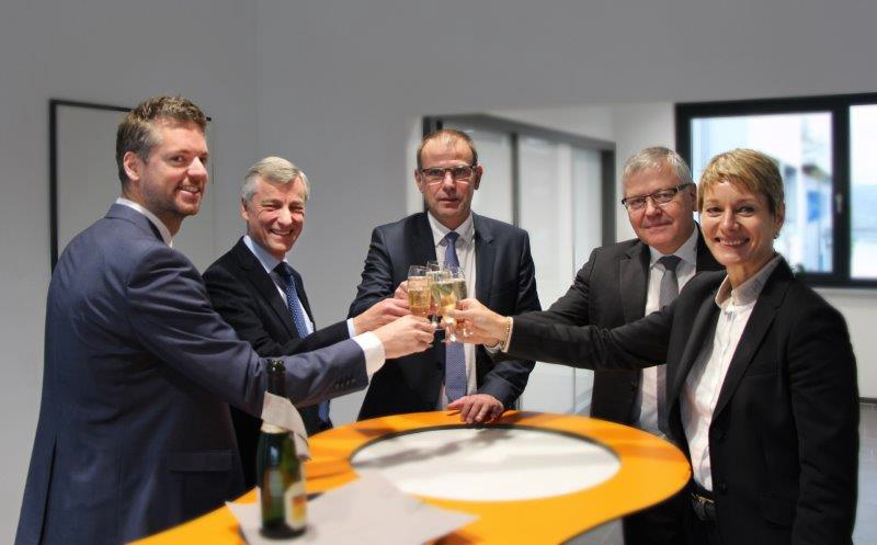 The new agreement was recently sealed in Windhagen, Germany
