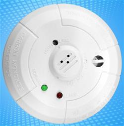 Napco Gemini wireless commercial carbon monoxide detector