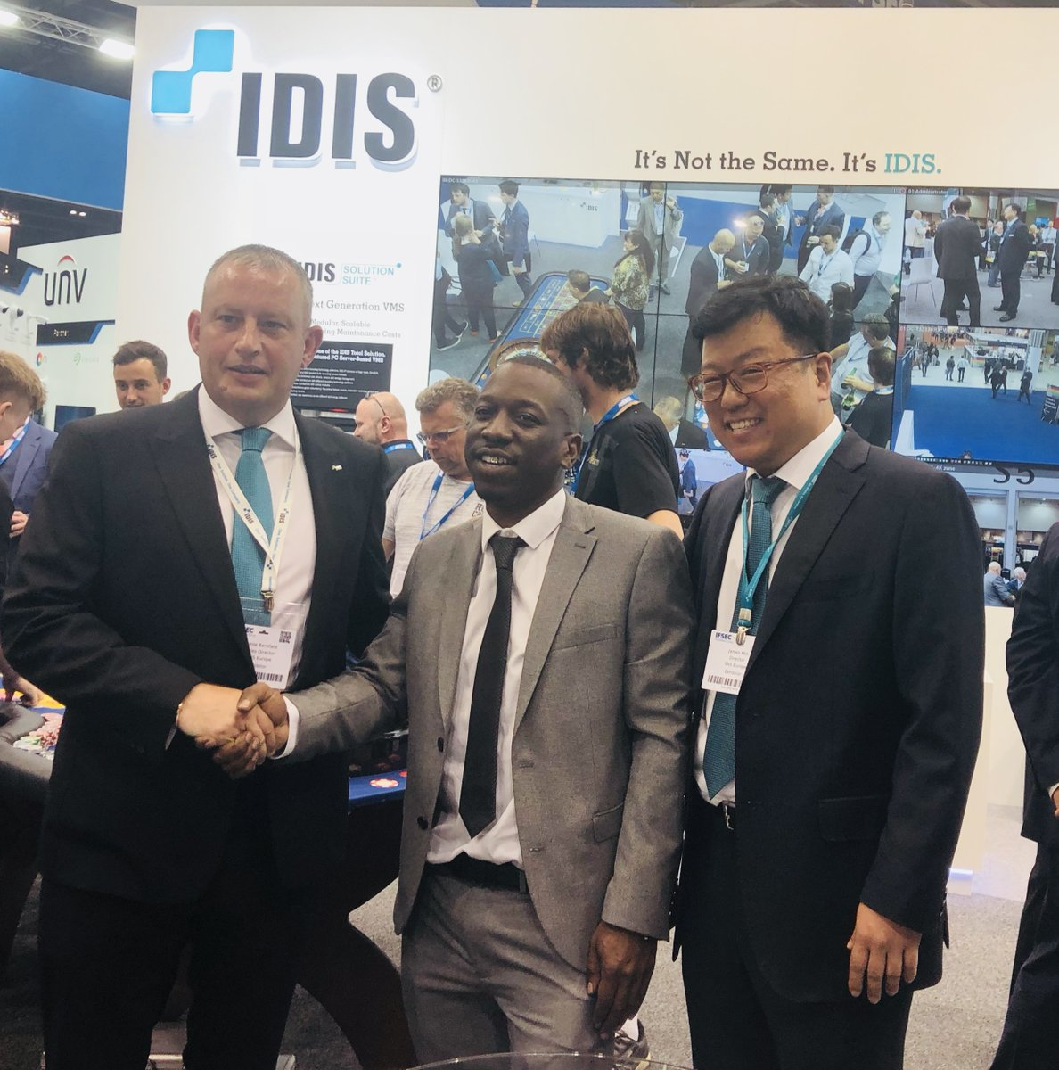Idis Enters Partnership Agreement With Rukey Solutions
