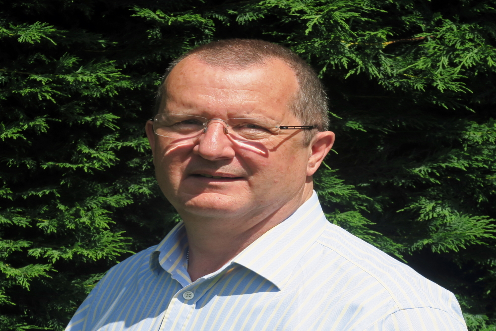 Duncan Cooke, newly appointed at Stratus as Business Development Manager, UK and Europe