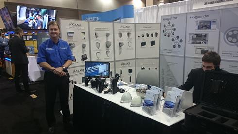GJD considered ISC West an exhibition success after exhibiting there for the first time last week