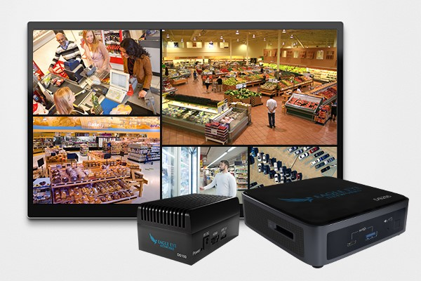 Eagle Eye Networks introduces local display stations