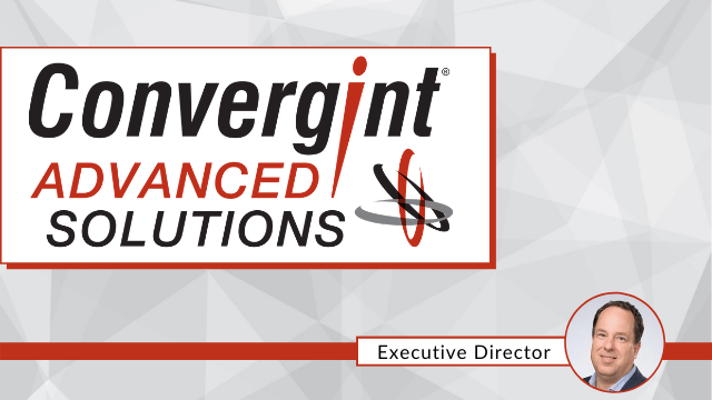 Amir Schechter is promoted to Executive Director, Advanced Solutions, at Convergint