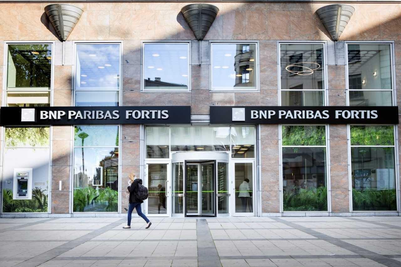 Bnp paribas fortis upgrades to sony ip surveillance