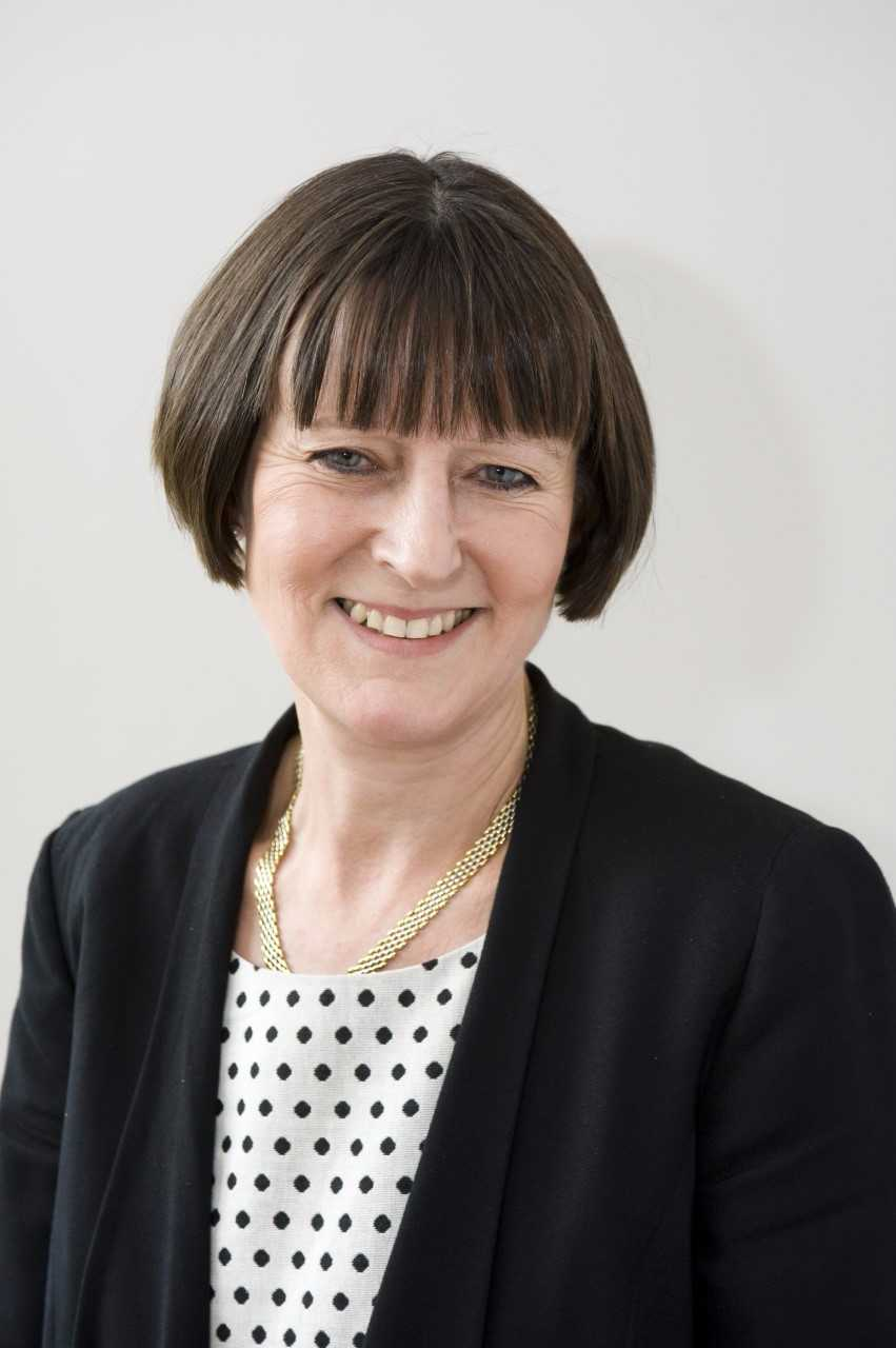 Jane Farrell, new incoming Chairman of IPSA