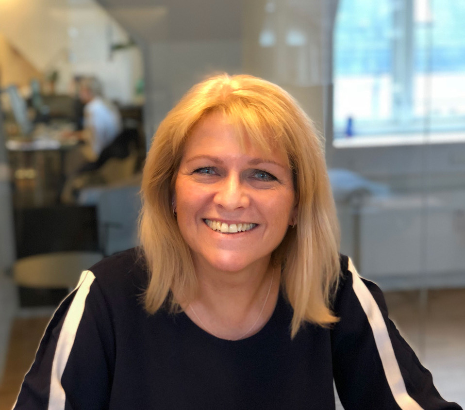 Synne Eriksen, Sales Manager i Danmark for AR Media International.