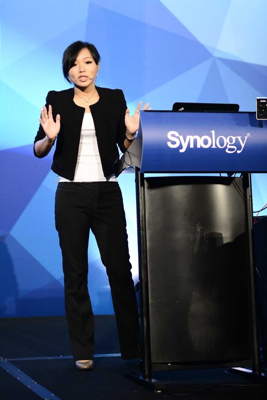 New MD at Synology UK, Nicole Lin
