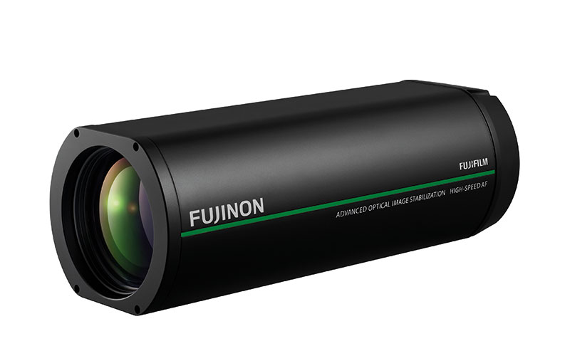 Fujinon SX800: a new integrated long-range surveillance system