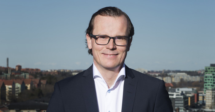 Fredrik Olsson, Nordenchef hos NTT Com Security.
