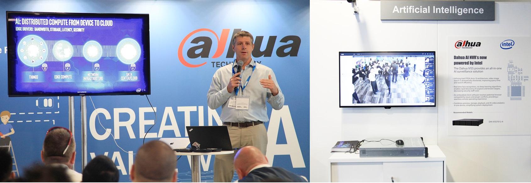Dahua Technology presents FPGA in AI with Intel