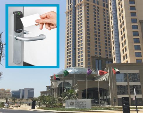 Dubai Hyatt selects future-proof solution   SecurityWorldMarket.com