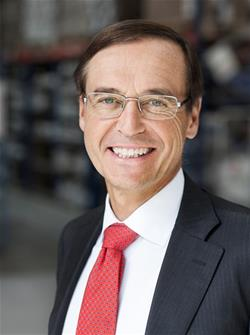 Johan Molin, President and CEO, Assa Abloy
