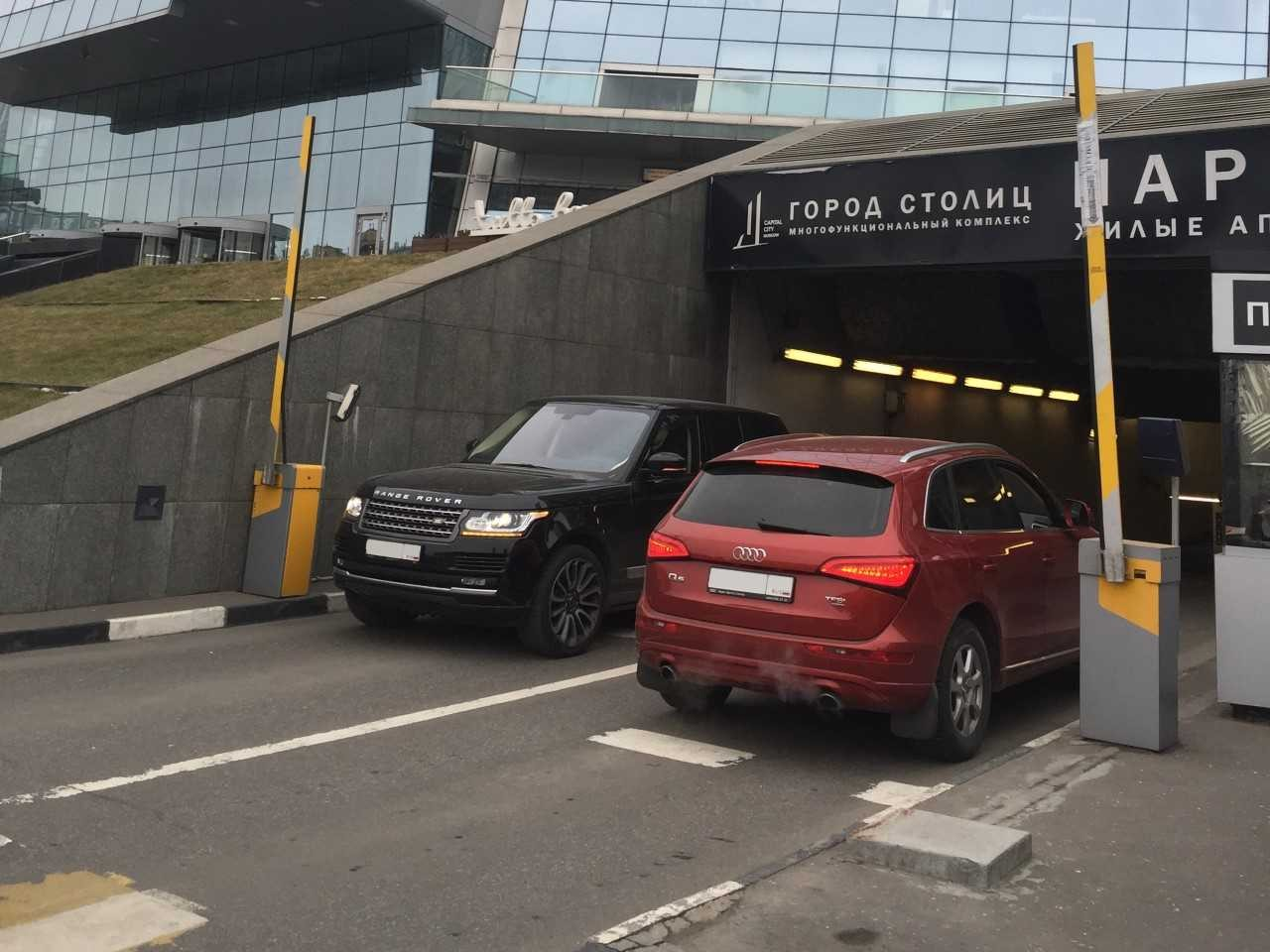 Moscow turns to advanced vehicle access from Nedap ...