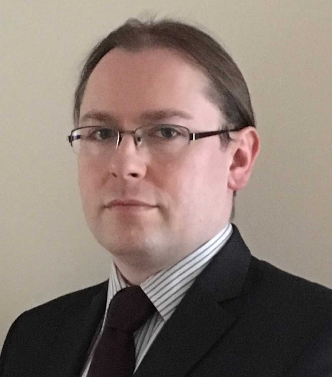 Maciej Polak, new intrusion Product Marketing Manager, EMEA, Tyco Security Products