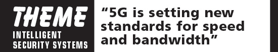 """5G is setting new standards for speed and bandwidth"""