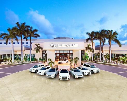Jm Lexus Pre Owned >> Lexus dealer upgrades with Exacq | SecurityWorldMarket.com