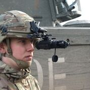The AWE trial is aimed at examining early phase, innovative products for future use by British troops.