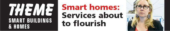 Smart homes: Services about to flourish