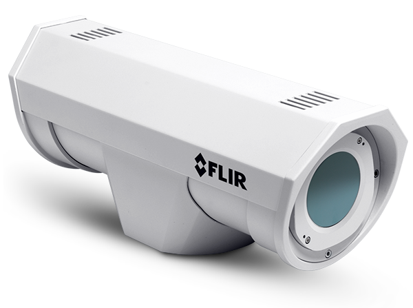 The new F-Series ID from with Flir with on board anlaytics