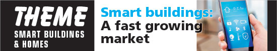 Smart buildings: A fast growing market