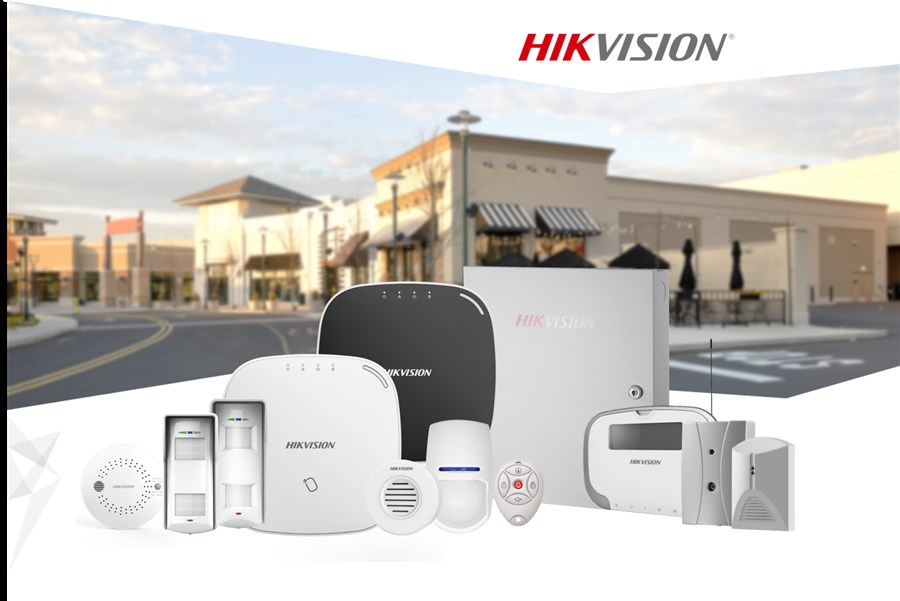 The new range combines Hikvision's capabilities with the Pyronix intrusion detection expertise