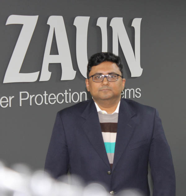 Aamir Siddiqui now at Zaun Middle East