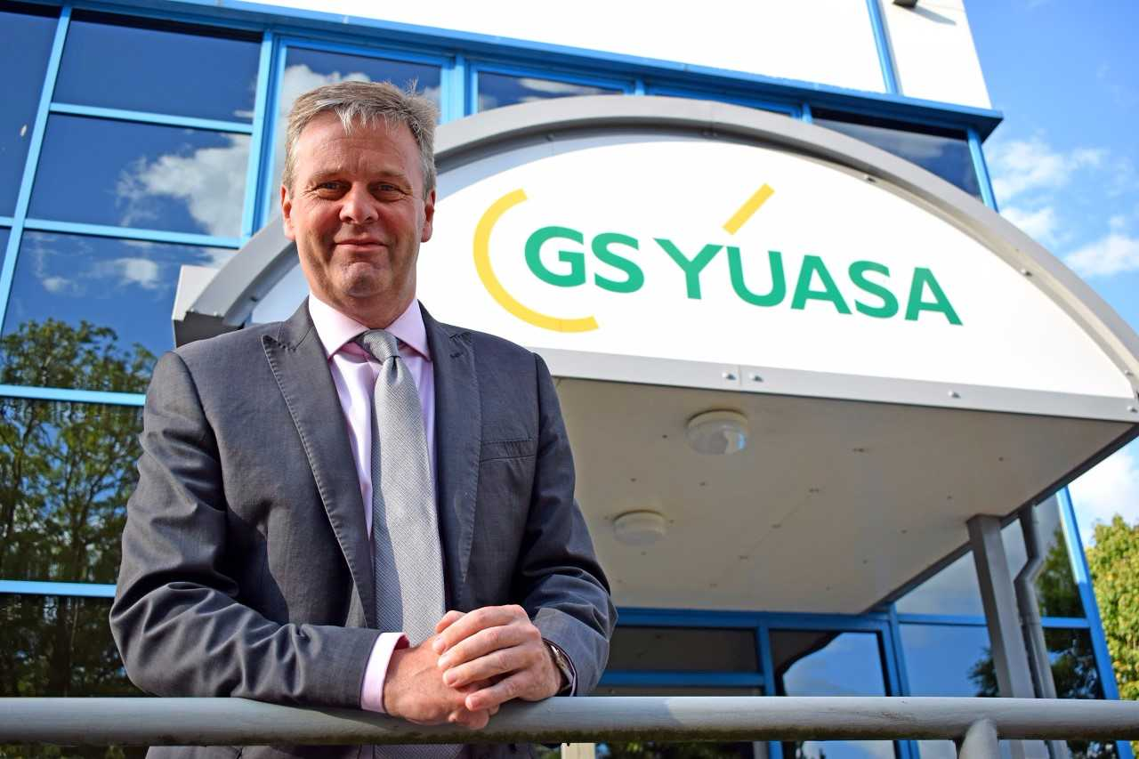 Appointed as Managing Director and CEO at GS Yuasa Battery Europe - Andrew Taylor