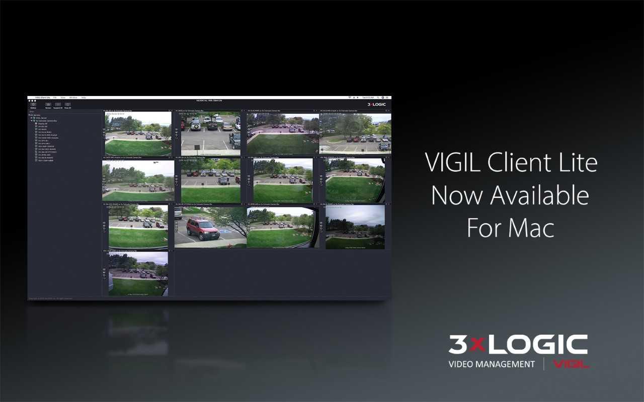 Vigil Client Lite Software For Mac