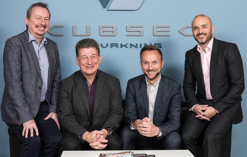 Jan-Ove Nilsson Går In Som Senior Manager Och Partner I