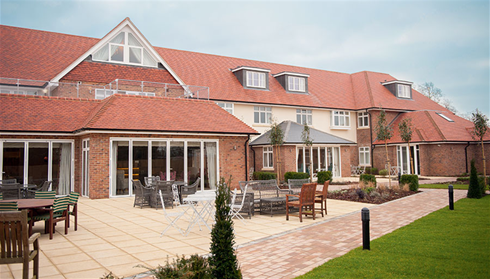 C-Tec safeguards residents at luxury care home