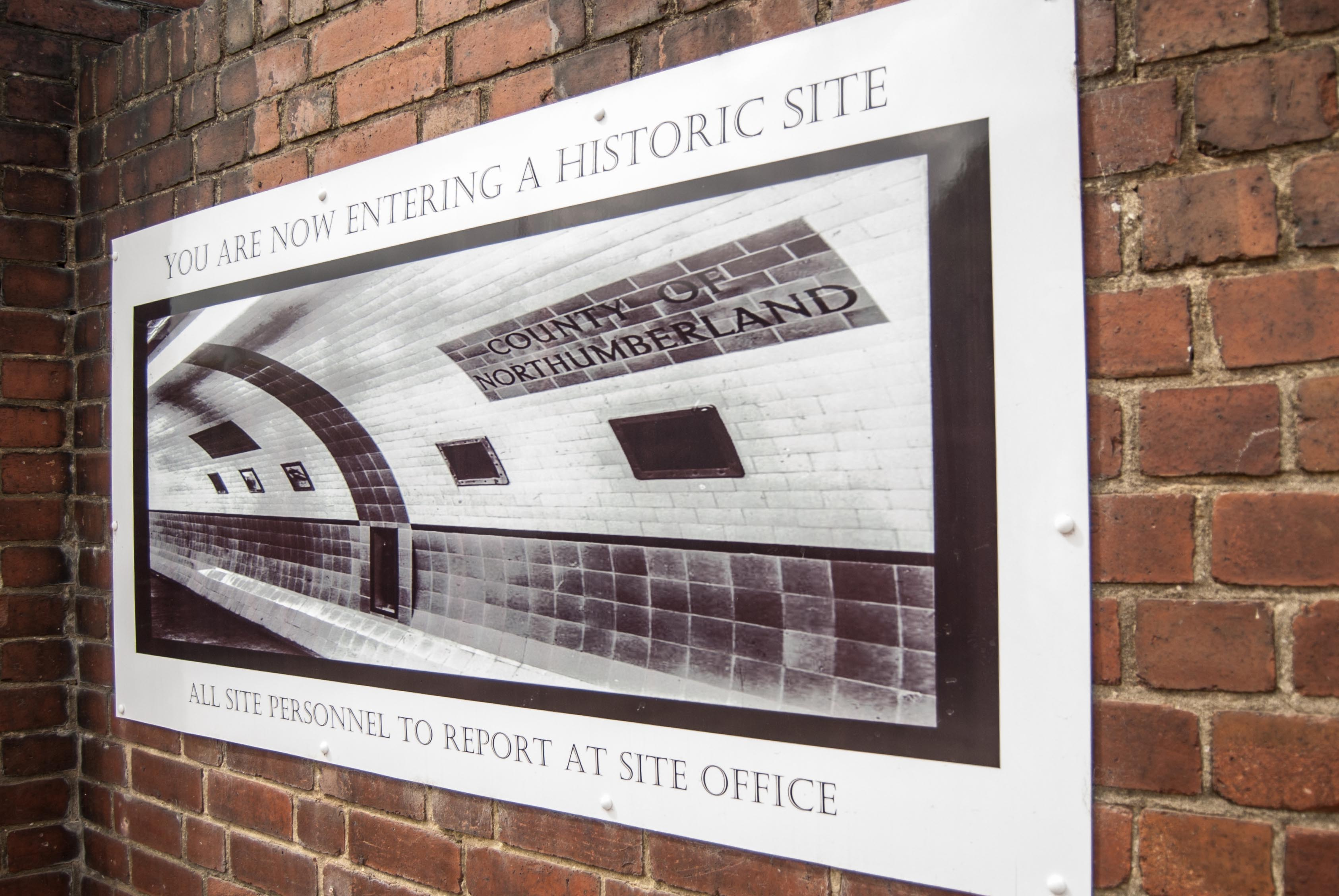 The Tyne tunnels originally cost £833,000 in 1951 and were awarded Grade II listing in 2000
