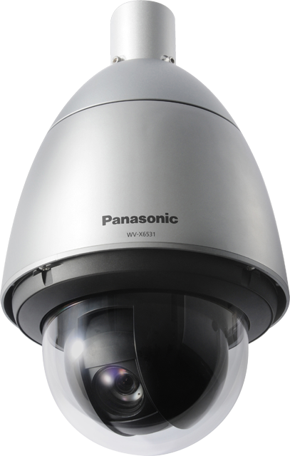 The new Panasonic WV-X6531 with 40X zoom