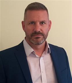 Brian Laney, new Commercial Operations Manager, ISD Tech