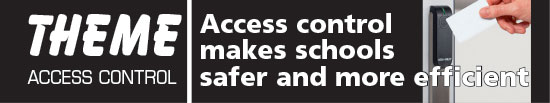 Access control makes schools safer and more efficient