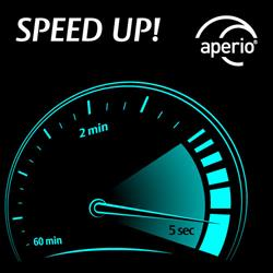 The boost in performance comes without sacrificing existing Aperio energy efficiency.