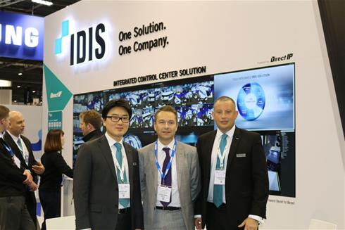 Idis and Swift agree partnership at Ifsec
