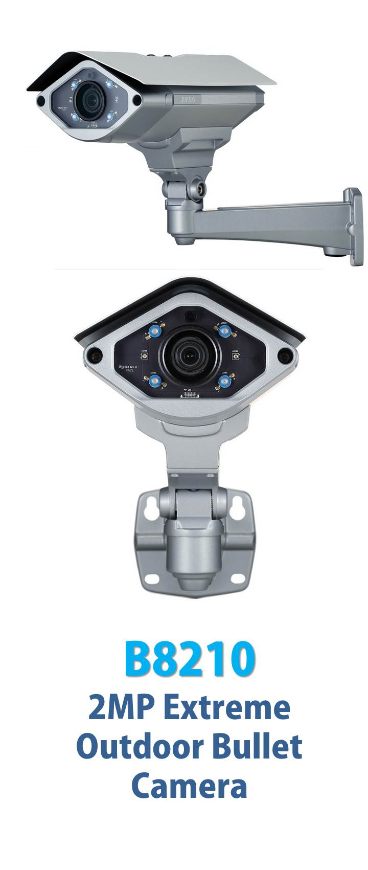 Zavio outdoor surveillance camera