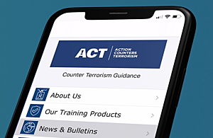 Securitas signs up to the new ACT app