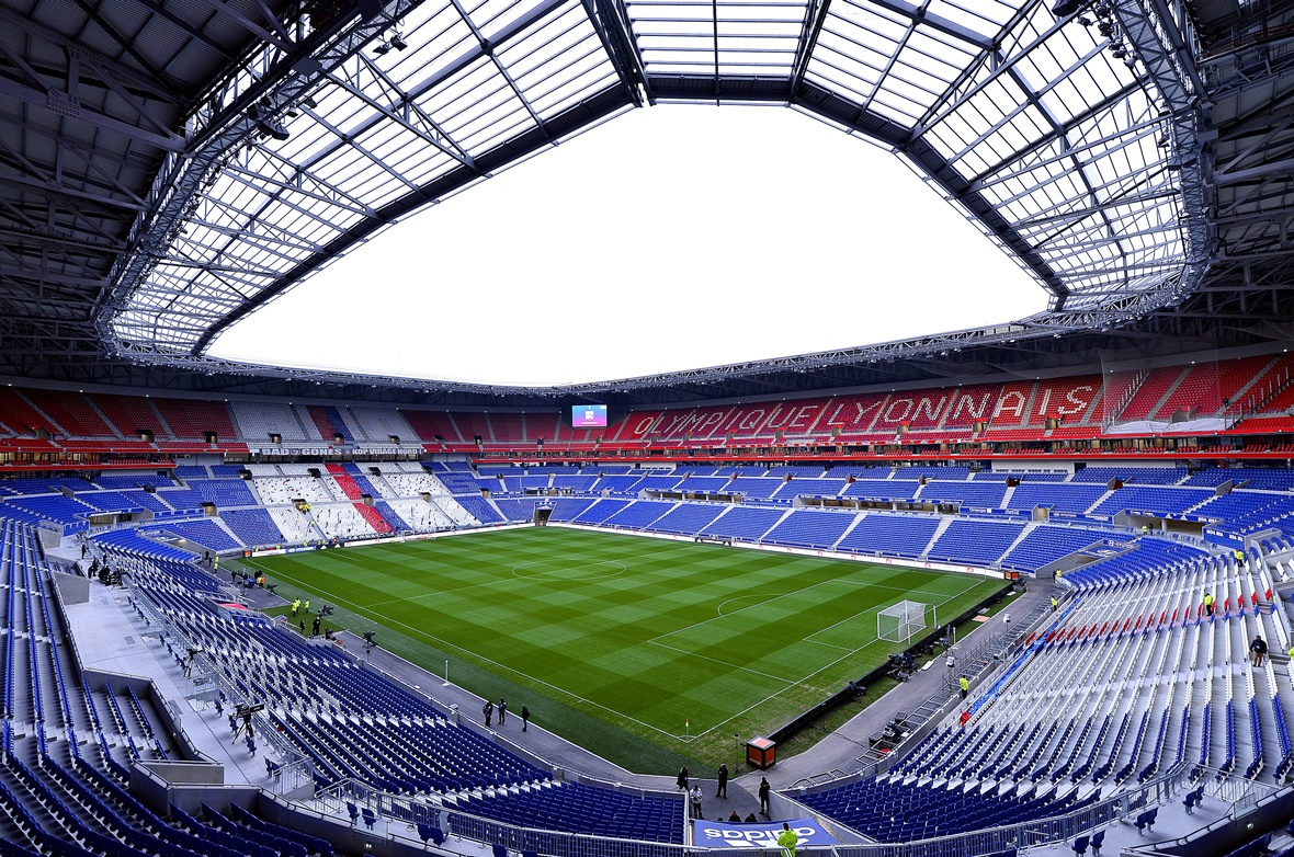 Parc Olympique Lyonnais boasts the most interconnected information systems for management and spectators in Europe.