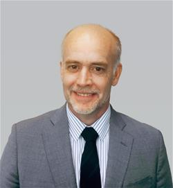 Mr. Kris P. Hornung, newly appointed Vice President of Sales for Latin America at Genetec