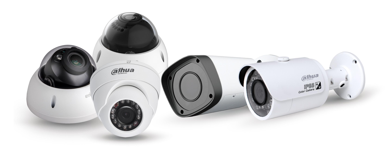 Dahua HDCVI Gen II cameras